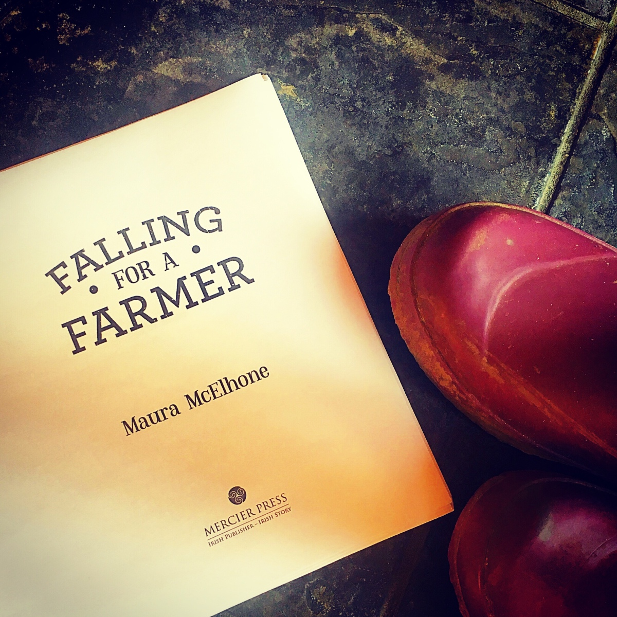 Falling for a Farmer: Coming to a Bookshop Near You